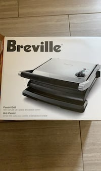 Panini Grill by Breville Sterling Heights, 48310