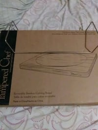 New Pampered reversible cutting board bamboo Chicago, 60629