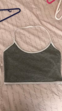 Gray and black tank top San Diego, 92119