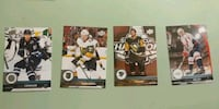 two football player trading cards Winnipeg