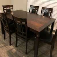 Brand New 7 Piece Wood Dining Set  Silver Spring, 20910