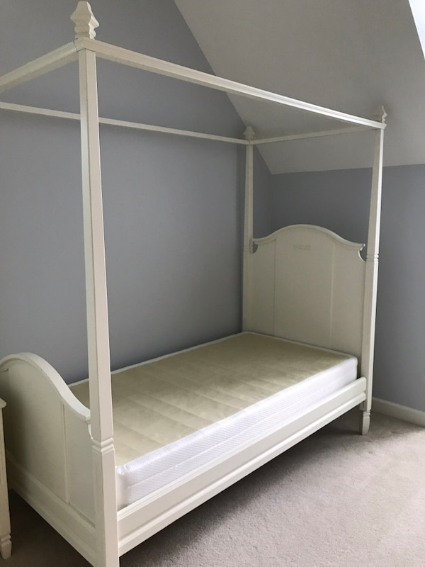 Used Pottery Barn Kids Madeline Twin Bedroom Set For Sale