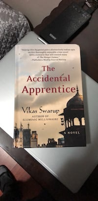 The accidental APprentice  by Vikas SWarup Chicago, 60647