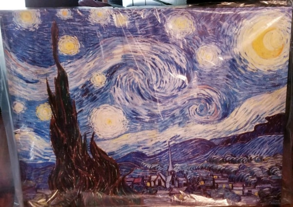 Giclee Print of Starry Night