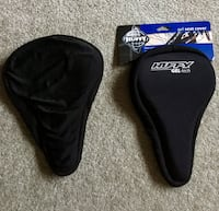 2 Bicycle Gel Seat Cushions -Great Christmas Present Toronto