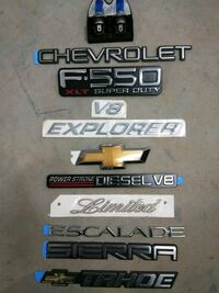 New Decals / Ford, Chevy, Dodge etc.. Springdale, 72762