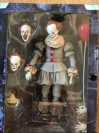 IT Pennywise 2017 action figure