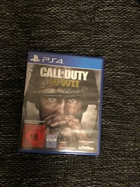Sony PS4 Call of Duty WWII-Fall Mannheim, 68163