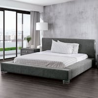 New Queen Pltform Bed with USB Ports Las Vegas