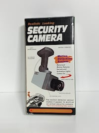 Security Camera Toy Fake Security Camera Etters, 17319