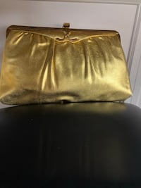 Vintage gold lame evening purse Eagan, 55121