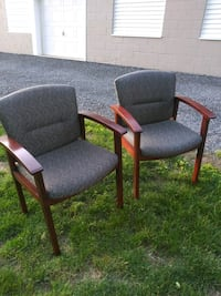 HON Office Grade Waiting Room Chairs Lancaster