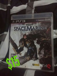 Warhammer Space Marine for PS3