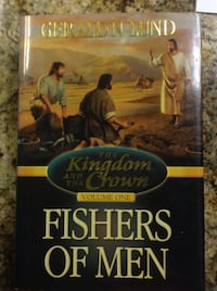 Gerald n. lund the kingdom and the crown volume one fishers of men McCall, 83638