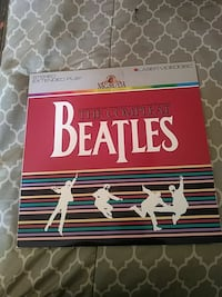 The Compleat Beatles. Laser video disc Denver, 80249