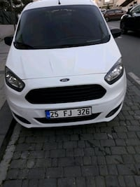 2017 Ford Tourneo Courier Journey 1.6L TDCI 95PS E İstiklal