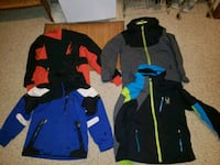 Youth spyder jackets and pants Calgary, T1Y 4P6