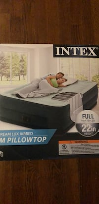 Airbed w/  built in pump Temple Hills, 20748