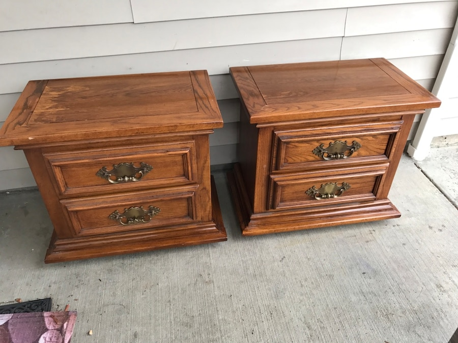 Letgo Link Taylor Furniture Nightstands In Vancouver Wa