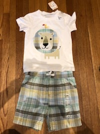 Adorable baby boy outfit (18 and 24 months) Montréal, H3X 2A5
