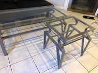 coffee table and 2 end tables, Burke 22015 Fairfax