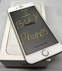 silver iPhone 6 with box Zullinger, 17268