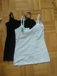 Nursing camis, hm, size small, new with tags