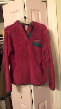 Patagonia Fleece Pullover with hood Cary, 27518