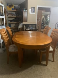 Dining Table Excellent Wood