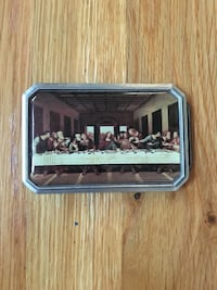 Last supper belt buckle Watertown, 02472