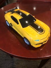 Bumblebee rc car transformer RTR(Brand new with rechargeable battery) Warren, 48092