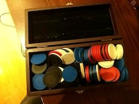 Poker chips Alexandria, 22314