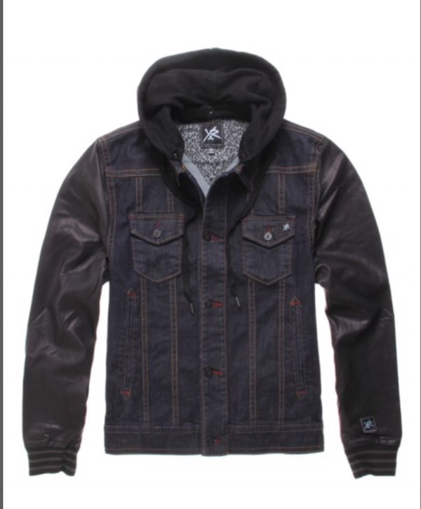 Young and reckless sniper jacket