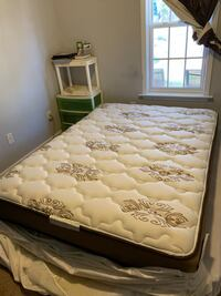 Queen size mattress and box springs Smithfield, 27577