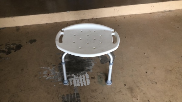 Used Shower stool for sale in Harker Heights - letgo
