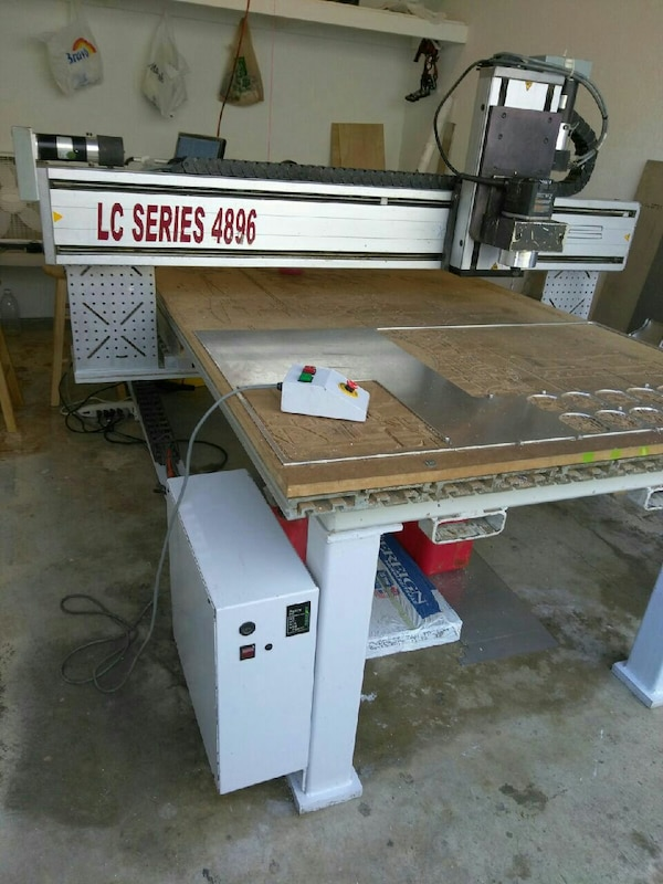 Cool 4 X 8 Techno Cnc Router Lc 4896 Download Free Architecture Designs Rallybritishbridgeorg