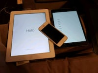 Tablets and phone..  Orem, 84097