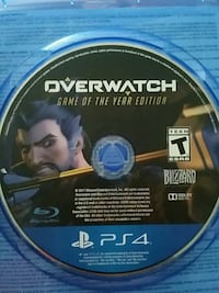 Overwatch great condition
