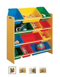 For Living 12-Bin Organizer for sale Brossard, J4W 0A1
