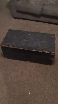 black and brown wooden chest box Broken Arrow, 74012