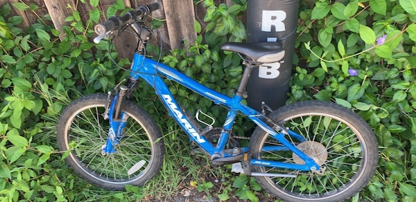 "kids Marin bike 12"" good condition 8ed369ce-80d7-488c-b1c1-e1e83bfc2f63"