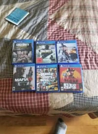 PS4 Games  Inwood