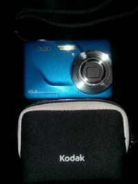 Kodak Camera with Pouch. Batteries Including for U Woodbridge Township