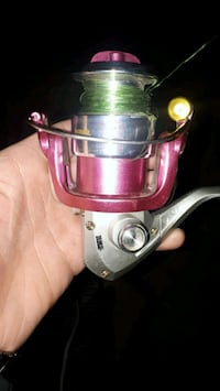 Zebco spinning reel authentic series  Calgary