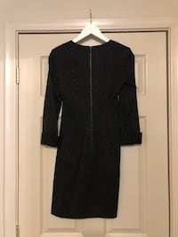 French Connection Cocktail Dress - black, size S Burlington