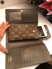 Fashion wallet 5949 km