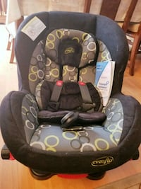 baby's black and gray car seat carrier Edmonton, T5T 6V7