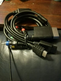 multi game system av cable