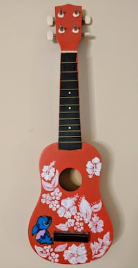 Lilo and Stitch Designed Uke CAPITOLHEIGHTS
