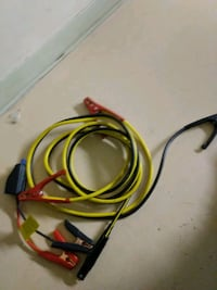 8 gauge jumper cables  Kitchener, N2G 4K9